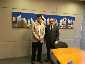 Reunião define vinda de escritório regional do SEPROSP para Marília